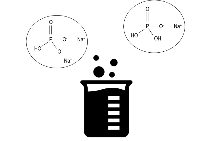 リン酸緩衝液とリン酸緩衝生理食塩水
